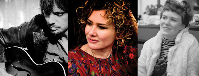November 5th 2014 – SUZANNAH ESPIE + MATT WALKER + GEORGIA SPAIN @ The Melbourne Folk Club