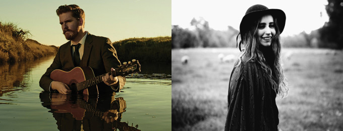January 7th 2015 – JOHN SMITH (UK) + CAITLIN HARNETT @ The Melbourne Folk Club